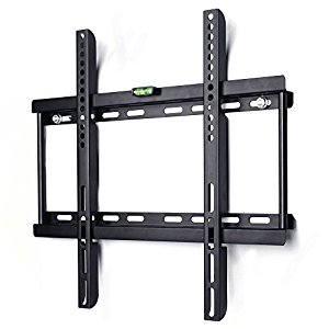 bps support tv mural ultra mince type fixe pour 99 marques de t l viseur de 23 55 pouces un. Black Bedroom Furniture Sets. Home Design Ideas